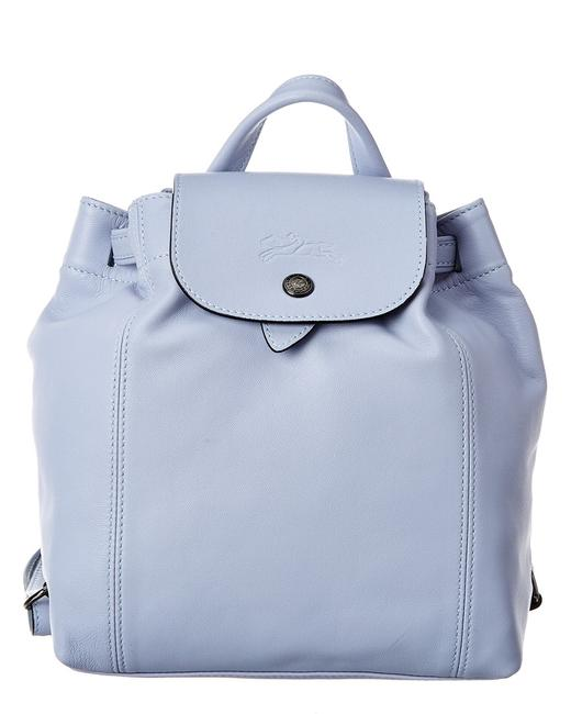 Item - XS Pliage Cuir Leather L1306 757 529 Backpack