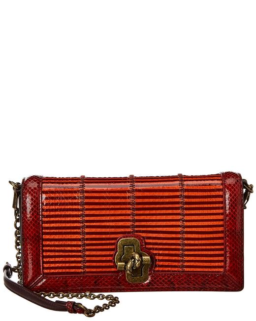 Item - Clutch Olimpia Leather Knot