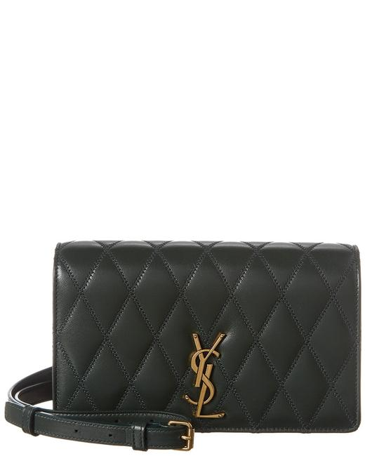 Item - Angie Diamond Quilted Leather 568906 03ud7 3045 Shoulder Bag