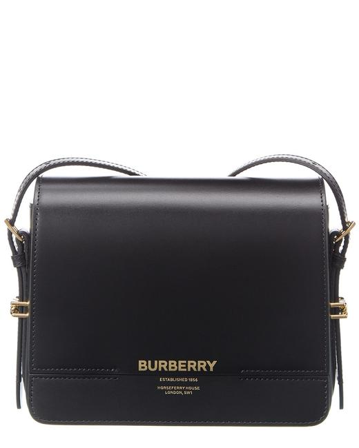 Burberry Small Grace Leather 8011972 Shoulder Bag Burberry Small Grace Leather 8011972 Shoulder Bag Image 1