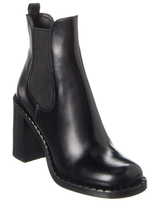 Prada Leather 1t279m P39 F0002 085 Boots/Booties 13137050690003 Image 1
