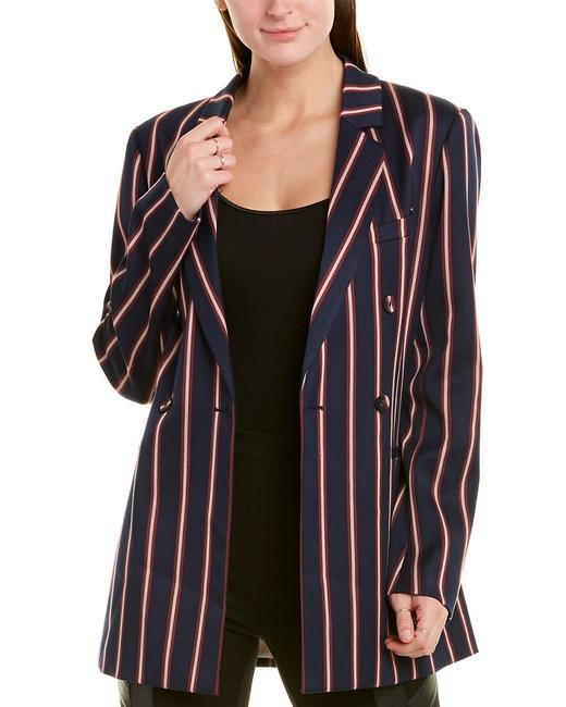 BCBGMAXAZRIA Striped Jacket Cdn4238448 Blazer BCBGMAXAZRIA Striped Jacket Cdn4238448 Blazer Image 1