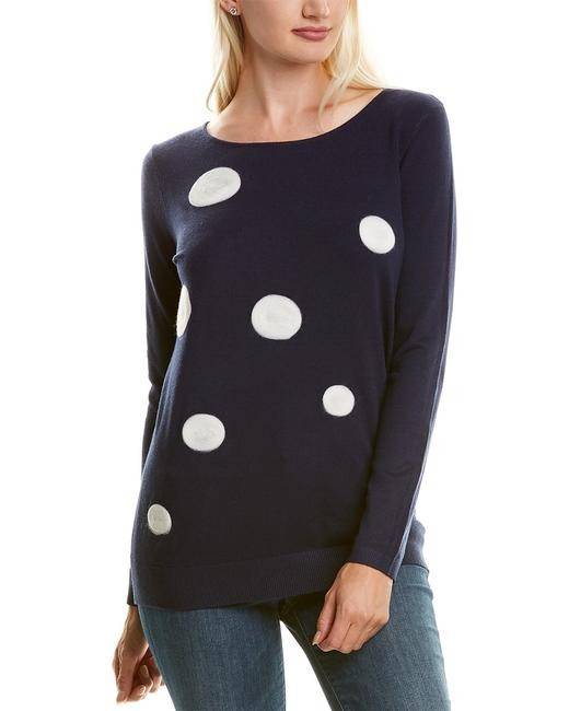 Rain and Rose Polka Sw 2056 Sweater/Pullover 14111779620002 Image 1