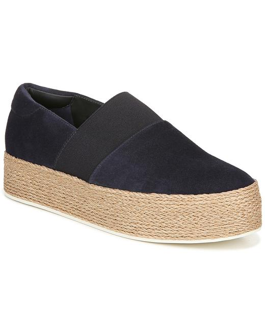 Vince Winford Suede Sneaker G9725l1400 Flats 13117541220008 Image 1