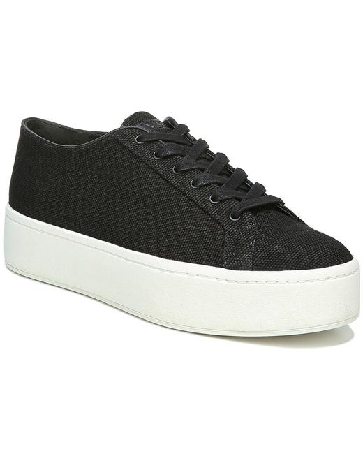 Vince Weber Canvas Sneaker H1712f1001 Athletic 13116909690007 Image 1