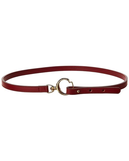 Chloé C Leather Chc20uc027 Soc 605 Belt 11597043810002 Image 1