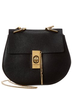 Chloé Drew Small Leather Chc14ws 031944 001 Shoulder Bag