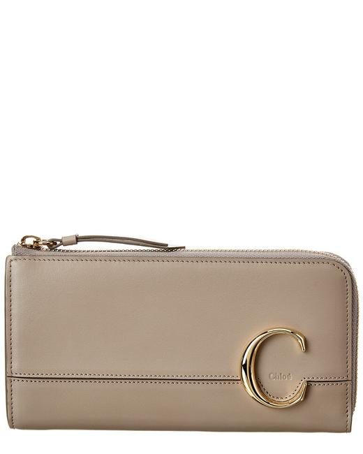 Item - C Long Leather Chc19wp084 A37 23w Wallet