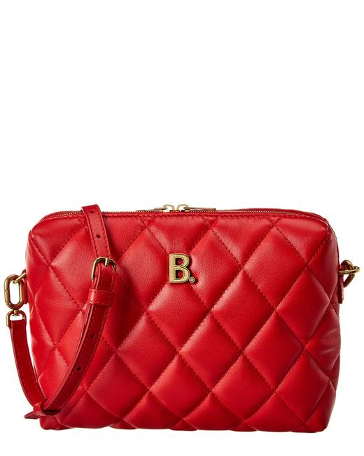 Balenciaga Camera Quilted Leather 600325 1nh5m 6406 Cross Body Bag 11117069820000 Image 1