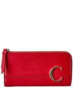 Chloé C Long Leather Chc19wp 084a37 6bb Wallet