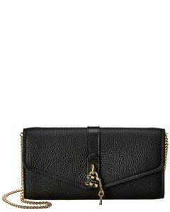 Chloé Wallet on Chain Aby Leather Chc20sp314 B71 001 Accessory