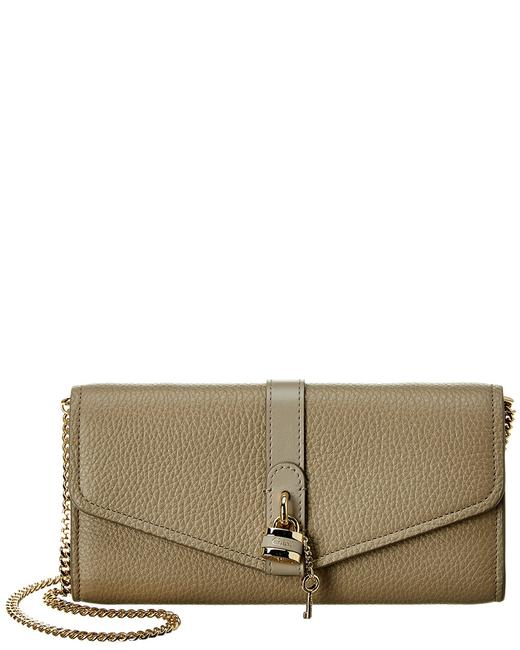 Item - Wallet on Chain Aby Leather Chc20sp314 B71 23w Accessory