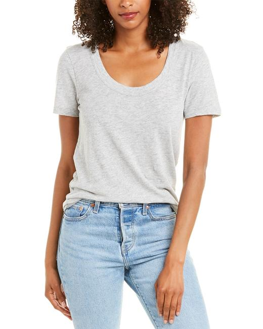 J.Crew Scoop Neck T-shirt Aj579 Sweater/Pullover J.Crew Scoop Neck T-shirt Aj579 Sweater/Pullover Image 1