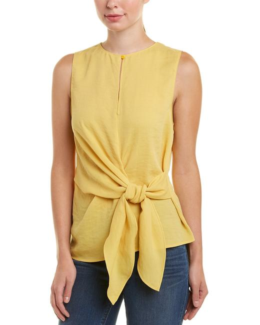 Glam Front Knot Top C113t Blouse 14117420290002 Image 1