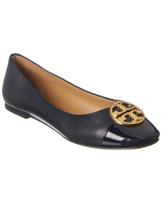 Tory Burch Chelsea Leather 46882-416 Flats 13111586760003 Image 1