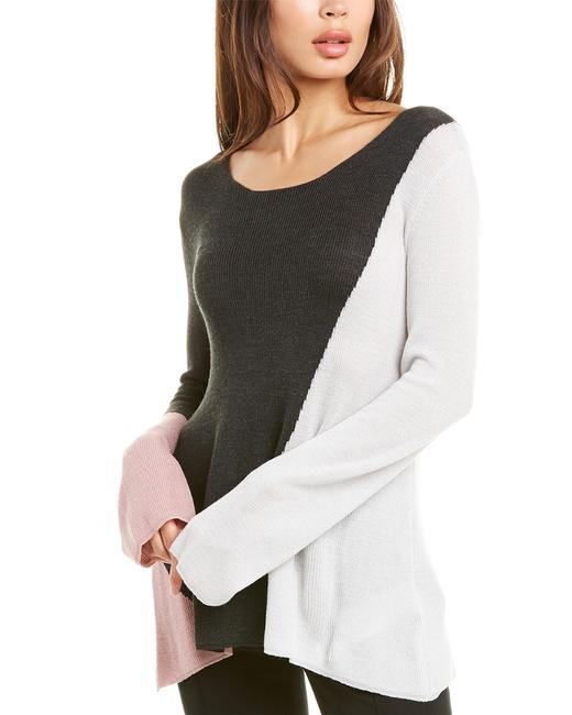 Item - Colorblock Wool Silk-blend P S G04 A0 X Sweater/Pullover