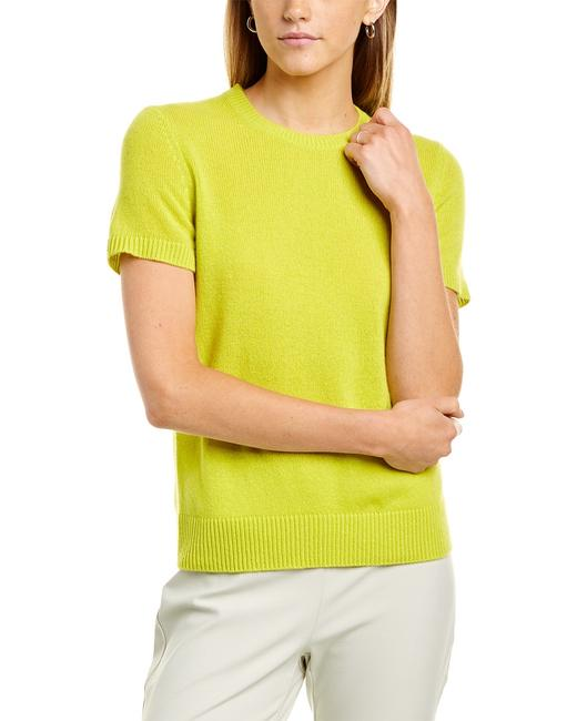Theory Basic Cashmere T-shirt J0118706 Sweater/Pullover 14116354230001 Image 1