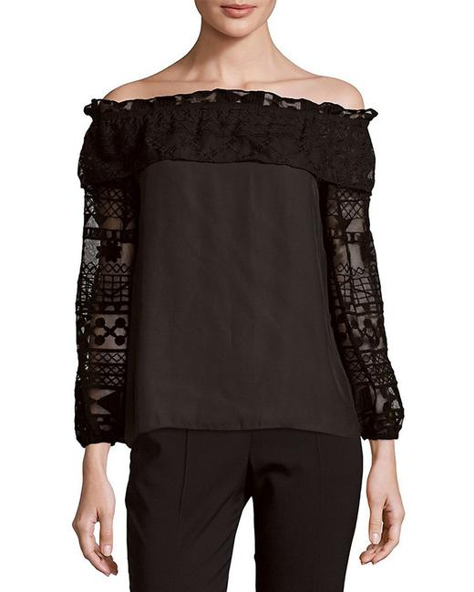 Item - Embroidered Off-the-shoulder Top 400094894852 Blouse