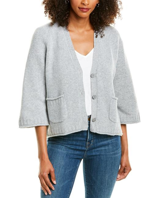 Revive Cashmere Chunky Cropped Wool & Cashmere-blend Rc1820 Cardigan 14113930530001 Image 1