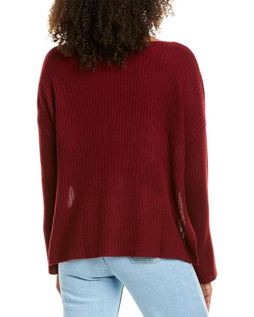 Revive Cashmere Boat Neck Cashmere Rc1823 Sweater/Pullover Revive Cashmere Boat Neck Cashmere Rc1823 Sweater/Pullover Image 2