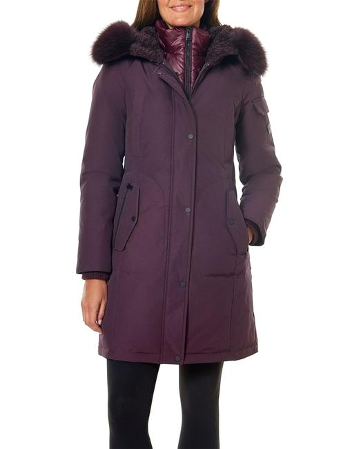 1 Madison Gilty Pleasure Parka Ome429726 Coat 14111001870001 Image 1