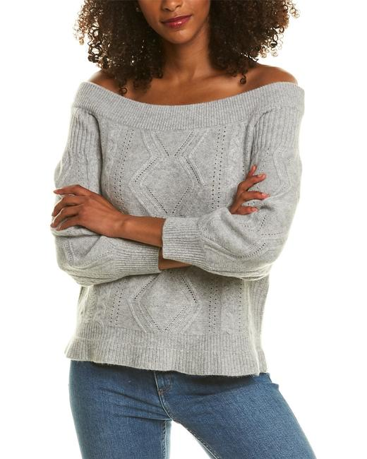 Magaschoni Off-the-shoulder Cashmere Gm809108 Sweater/Pullover 14117106170001 Image 1
