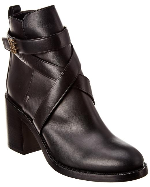 Burberry Pryle Monogram Motif Leather 8019267 Boots/Booties 13134504030000 Image 1