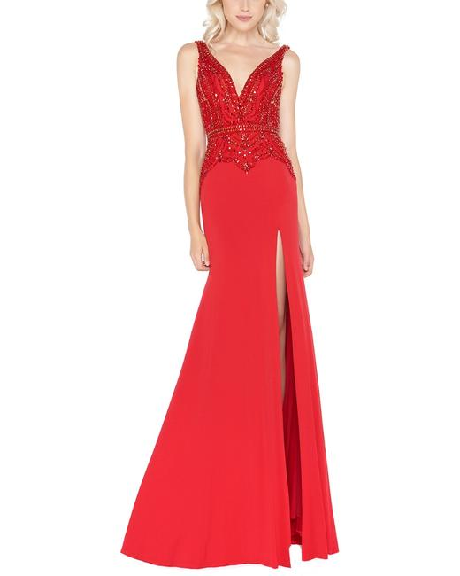 Item - Beaded Gown 50484 Formal Dress