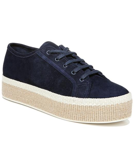 Vince Windell Suede H0080l1400 Loafers 13111292170008 Image 1