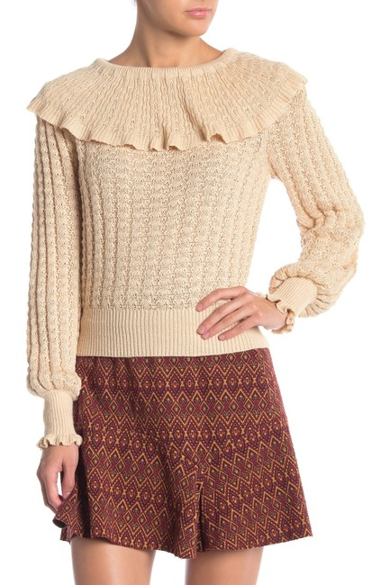 Item - Crazy In Love Ruffle Sweater/Pullover