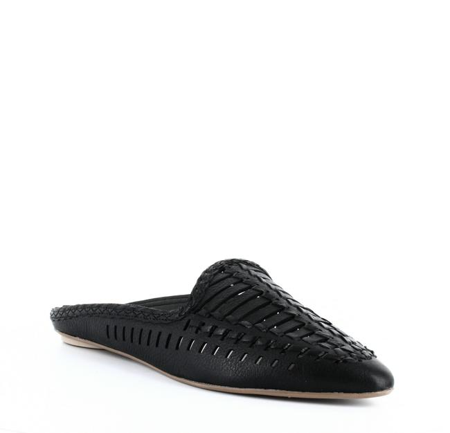 Item - Ginny Woven Mules/Slides
