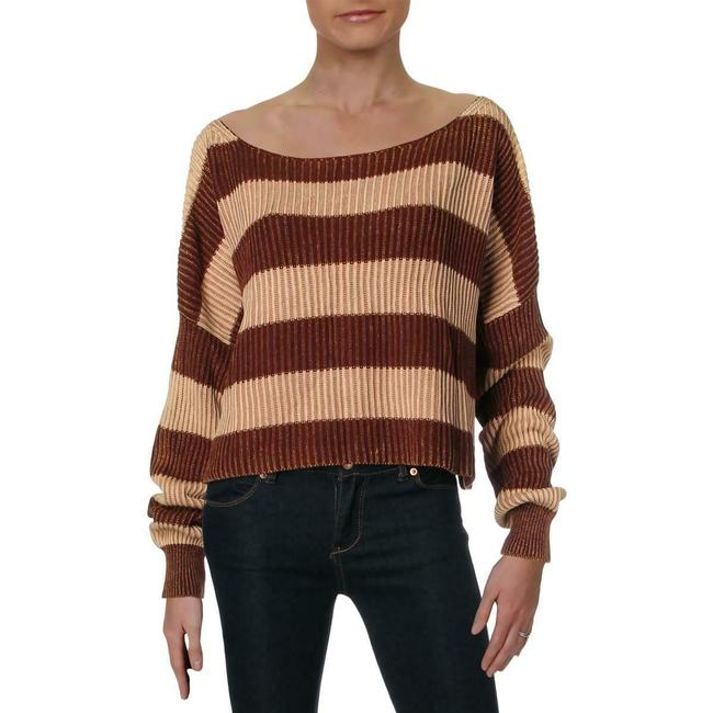 Item - Striped Long Sleeve Sweater/Pullover
