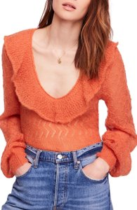 Free People Macaroon Sweater/Pullover 2042