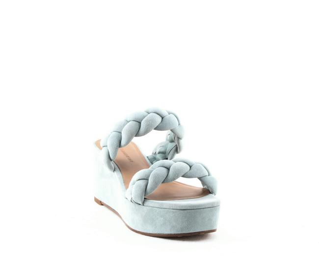 Item - Imani Platform Sandals Slides