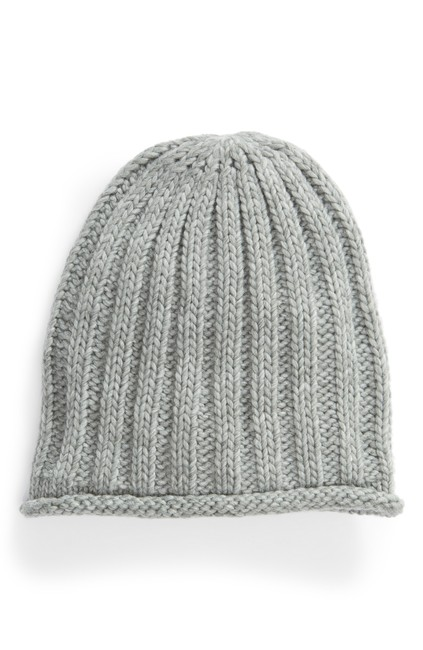 Item - Rory Rib Knit Beanie Hat