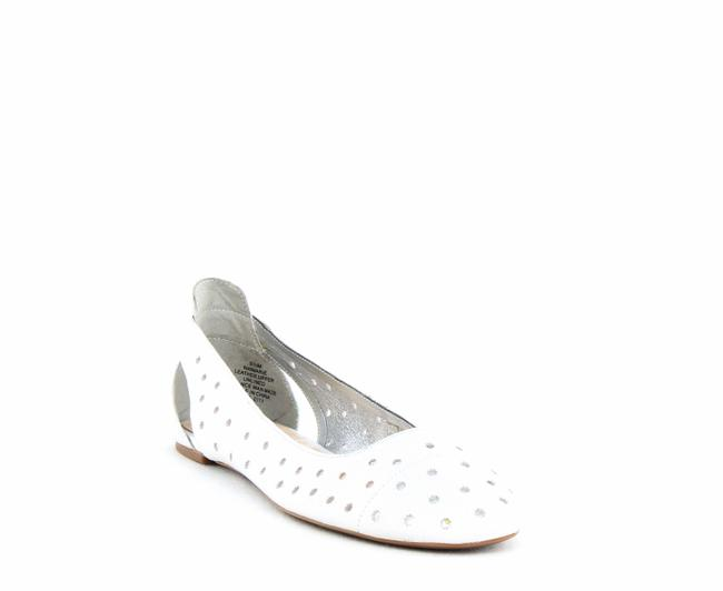 Item - Marie Casual Perforated Ballet Flats