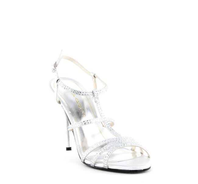 Item - Groovy Strappy Evening Sandals