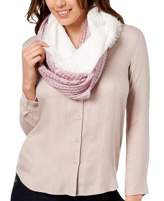 Item - Ombre Waffle Loop Scarf/Wrap