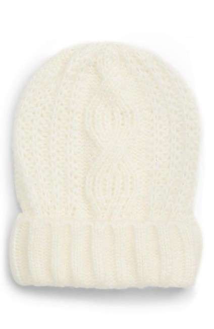 Item - Harlow Cable-knit Beanie Hat