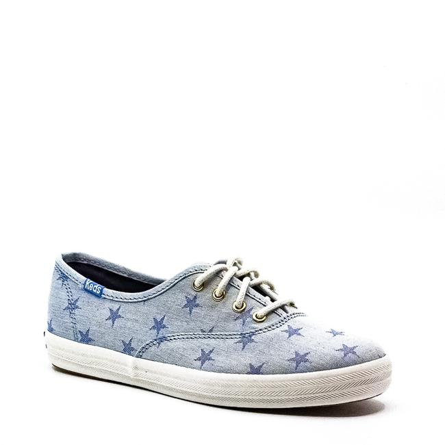 Keds Champion Star Chambray Sneakers Athletic Keds Champion Star Chambray Sneakers Athletic Image 1
