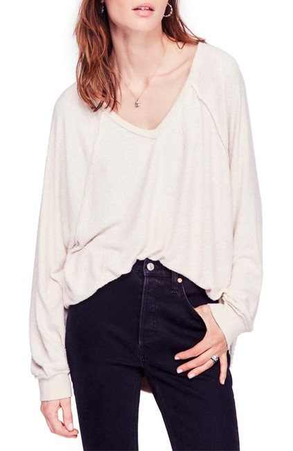 Free People Take It Off Sweater/Pullover Free People Take It Off Sweater/Pullover Image 1