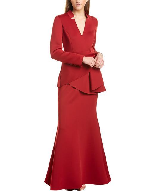 Badgley Mischka Gown Eg2913 Formal Dress Badgley Mischka Gown Eg2913 Formal Dress Image 1
