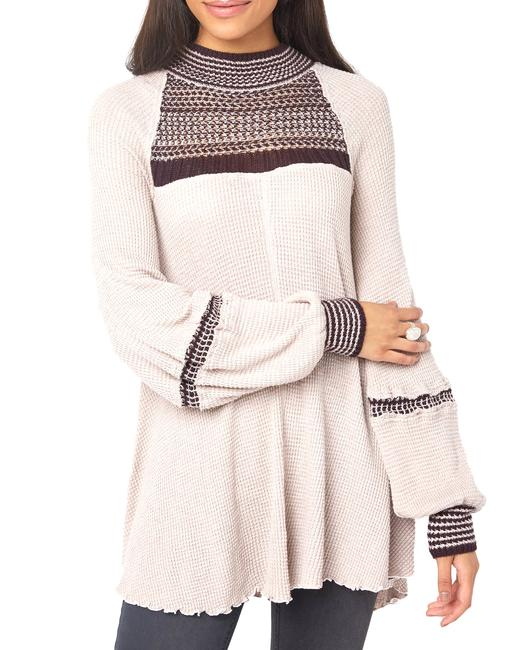 Item - Snow Day Thermal Tunic Top Blouse