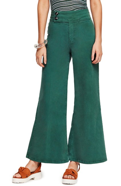 Free People Youthquake Bell Bottom Pants Free People Youthquake Bell Bottom Pants Image 1