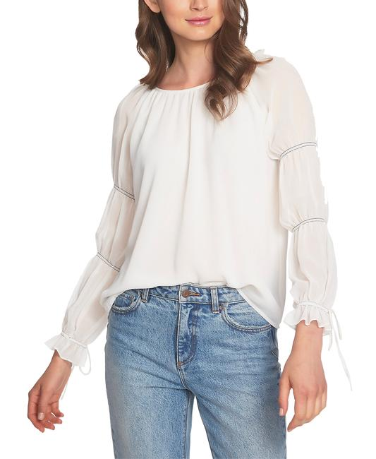 1.STATE Boy Meets Girl Long Sleeve Blouse 1.STATE Boy Meets Girl Long Sleeve Blouse Image 1