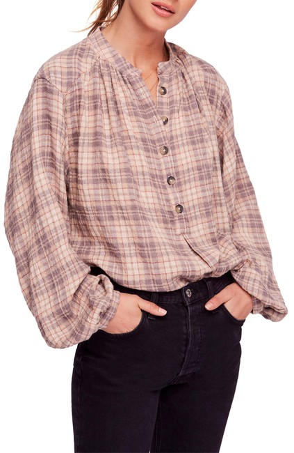 Item - Northern Bound Plaid Pullover Blouse