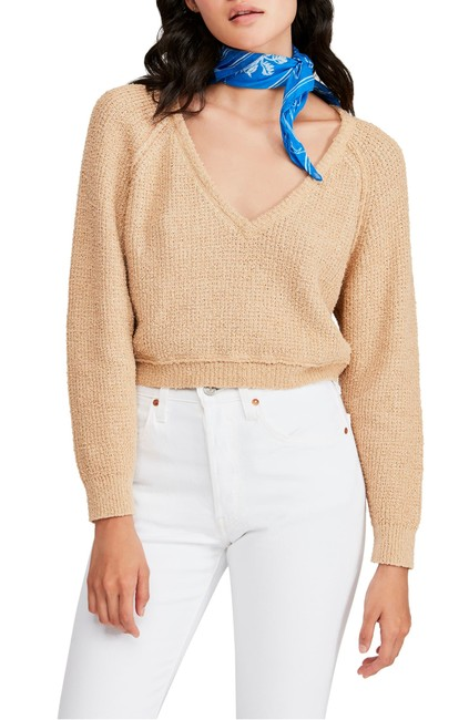Item - High Low V-neck Sweater/Pullover