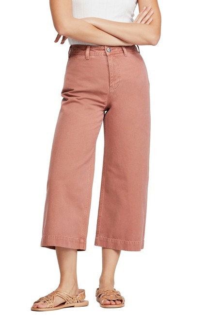 Item - Patti Crop Cotton Pants