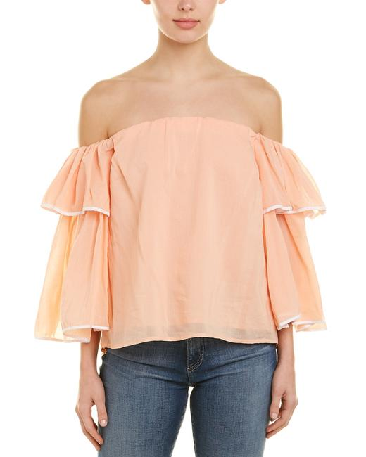 Item - Off-the-shoulder 8128067 Blouse