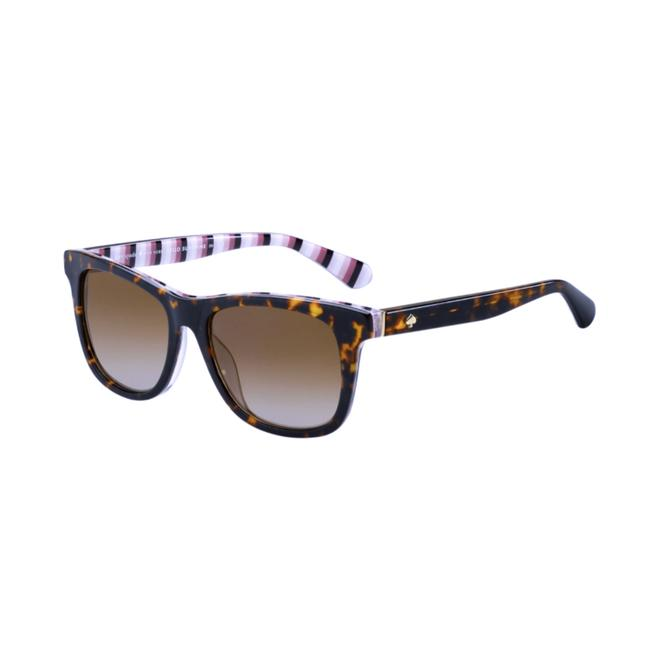 Item - Women's Charmine/S Rectangular Havana Pattern Sunglasses